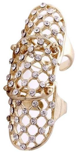 Ring Full Finger Elletra
