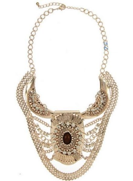 Big Necklace Rufa