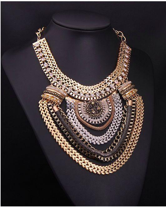 Big Necklace Evita