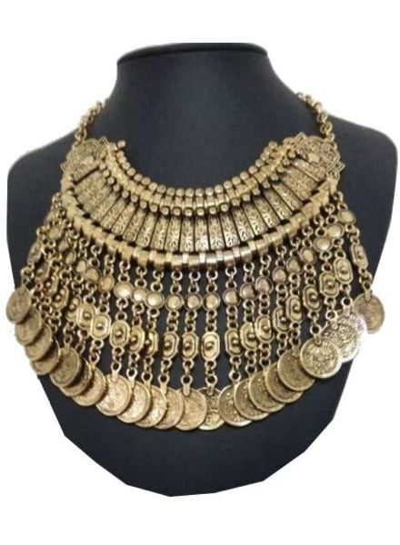 Big Necklace Lorenzia Long