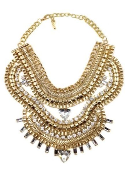 Big Necklace Carilla