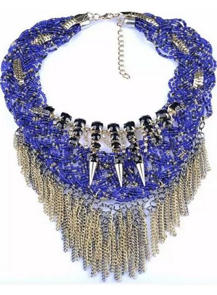 Big Necklace Abrinda