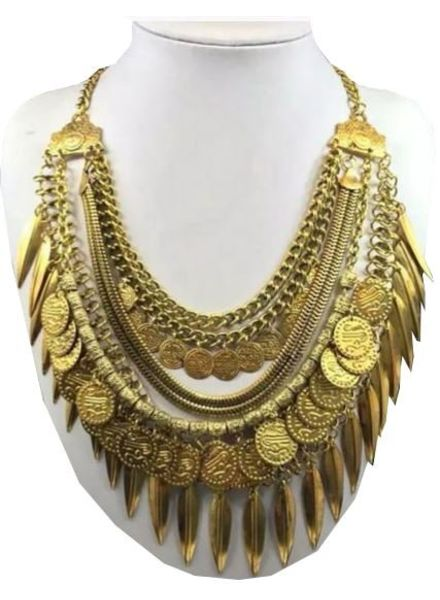 Big Necklace Ghiza