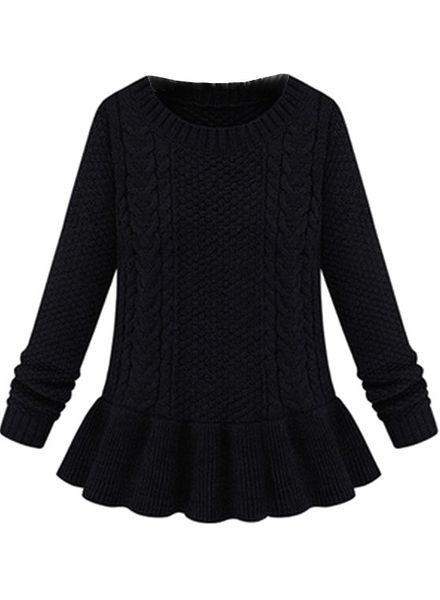 Knit Sweater Yanisa
