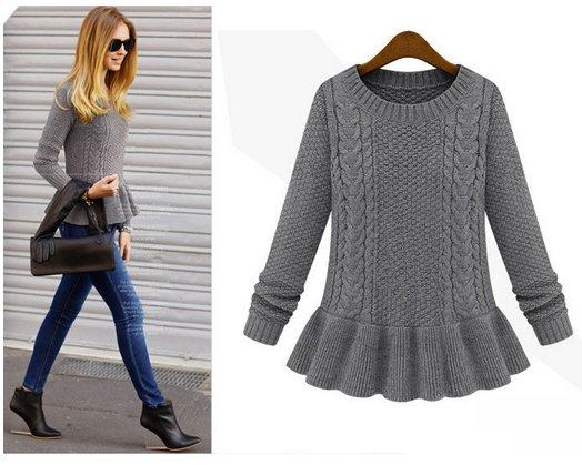 Knit Sweater Yanisa