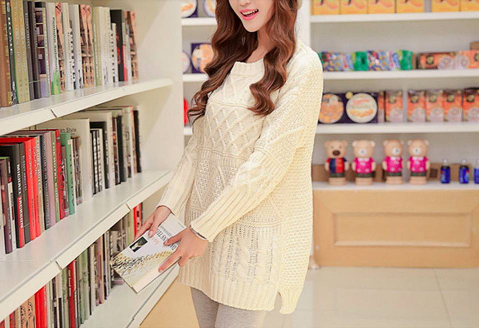 Knit Sweater Alba