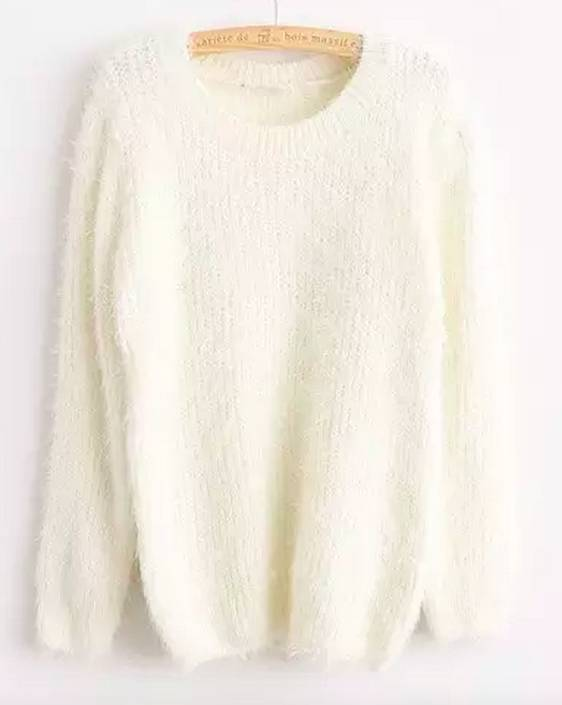 Knit Sweater Nerbia