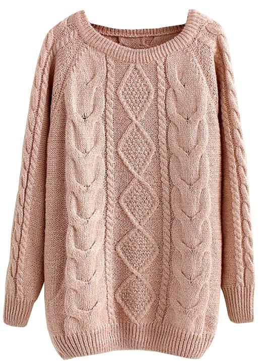 Knit Sweater Gina
