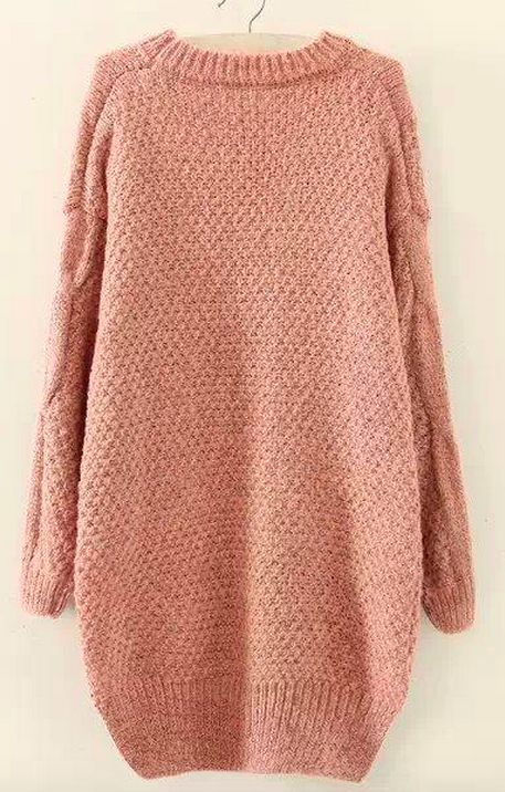 Knit Sweater Lisara