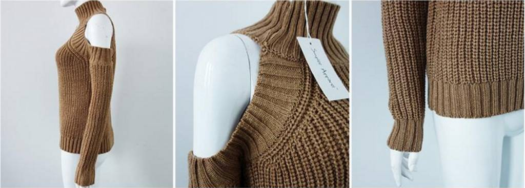 Knit Sweater Safia