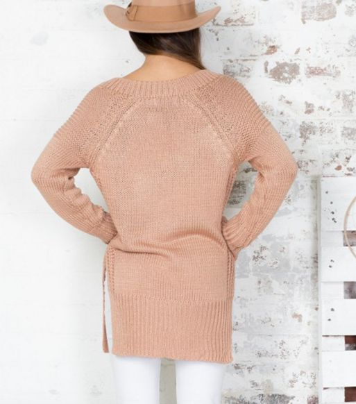 Knit Sweater Camia