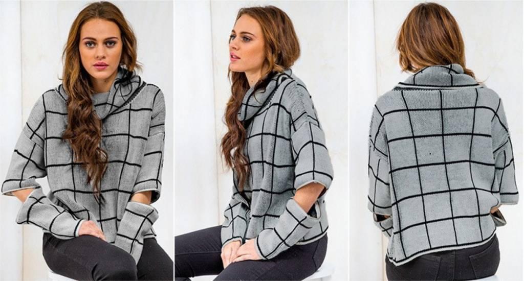 Knit Sweater Sina