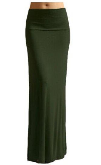Maxi Skirt Fiora