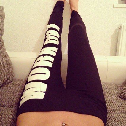 Legging Work Out