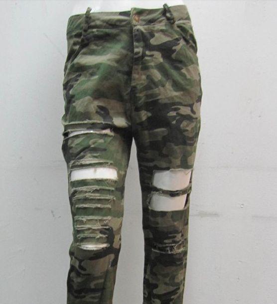 Jeans Amasi