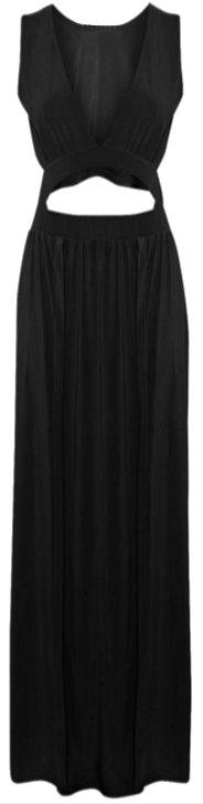 Maxi Dress Split Venia