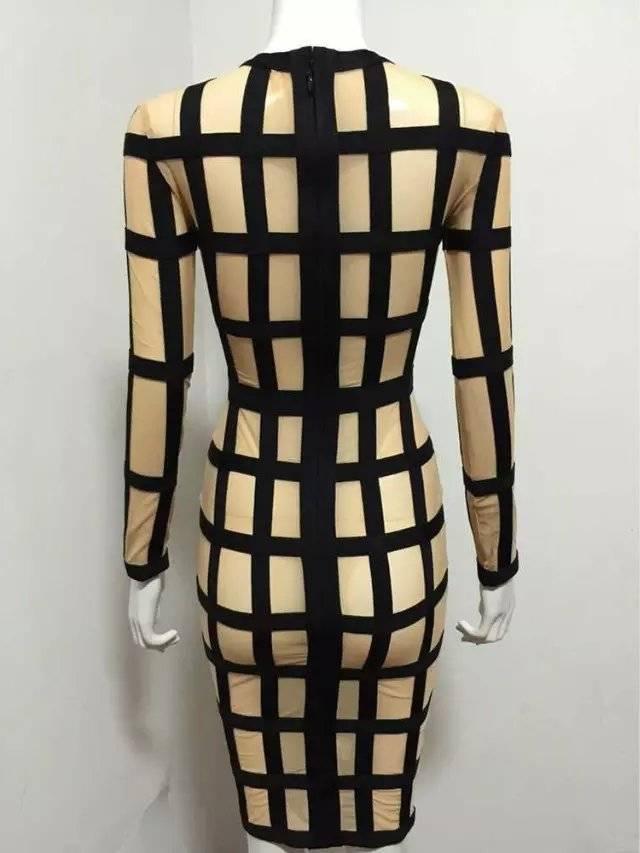 Dress Mesh Amara