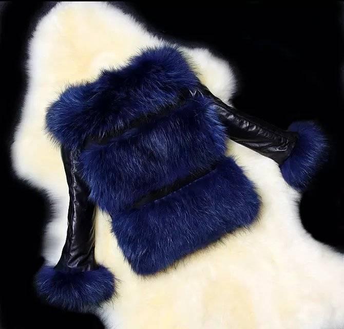 Faux Fur Jacket Dafne