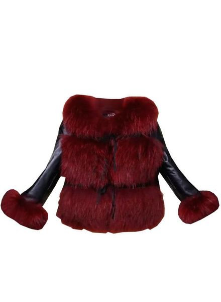 Faux Fur Jacket Dafne