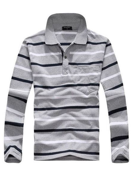 Polo Long Sleeve Gavino