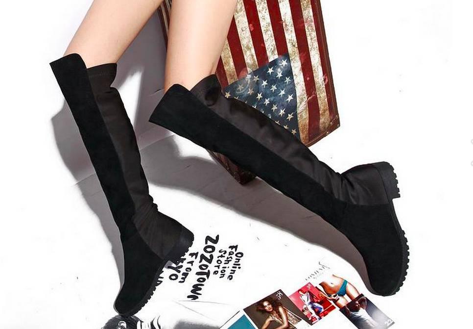 Overknee Boots Yeallia