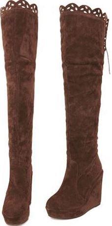 Overknee Boots Crairio