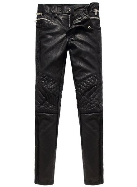 Pants Leather Frédérick