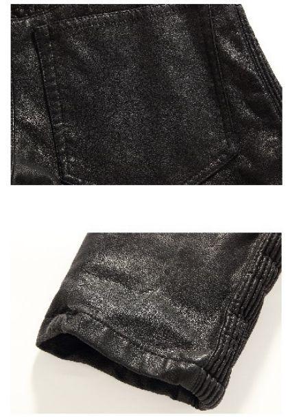 Pants Leather Frédérick
