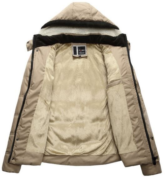 Padded Jacket Harision