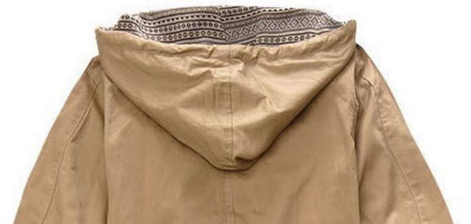 Coat Idrisior