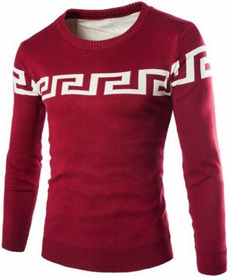 Knit Sweater Damien