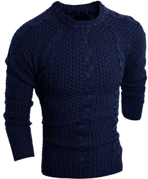 Knit Sweater Alain