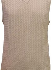 Knit Sweater Vest Redarian