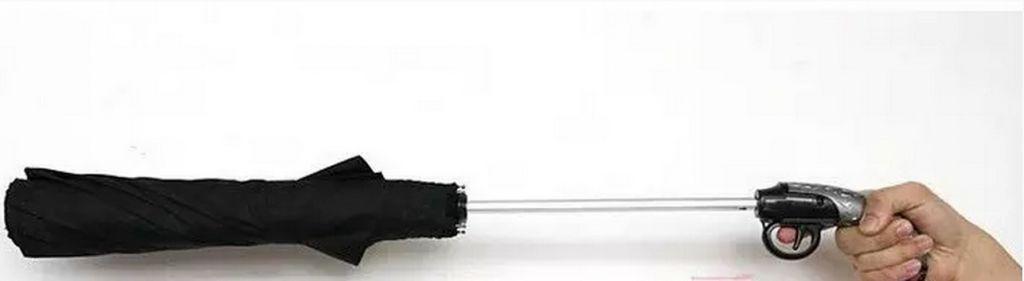 Umbrella Gun