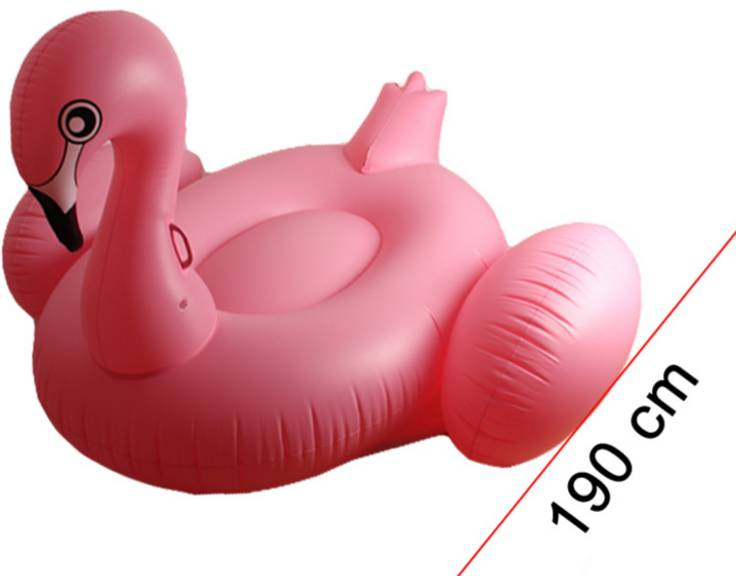 Flamingo Float 190 cm