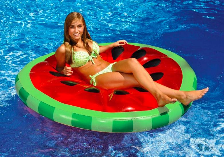 Watermelon Float 180 cm