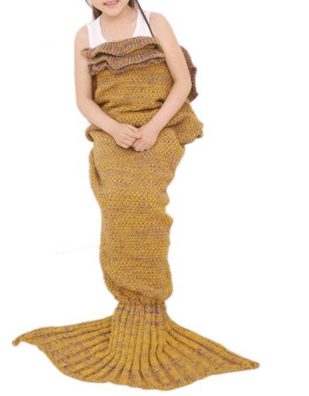 Mermaid Blanket 150 cm