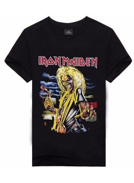 T-shirt Maiden
