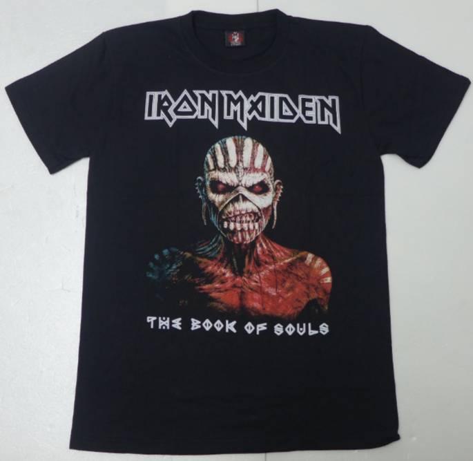 T-shirt Maiden VI