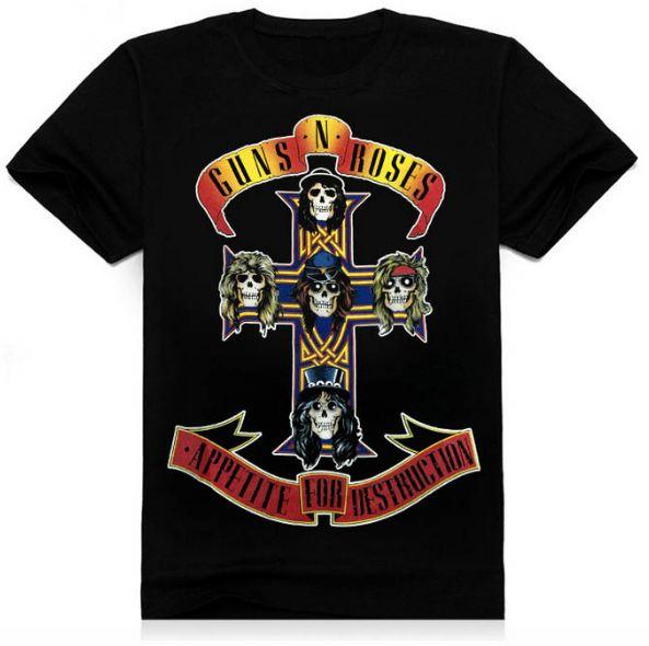 T-shirt Guns & Roses