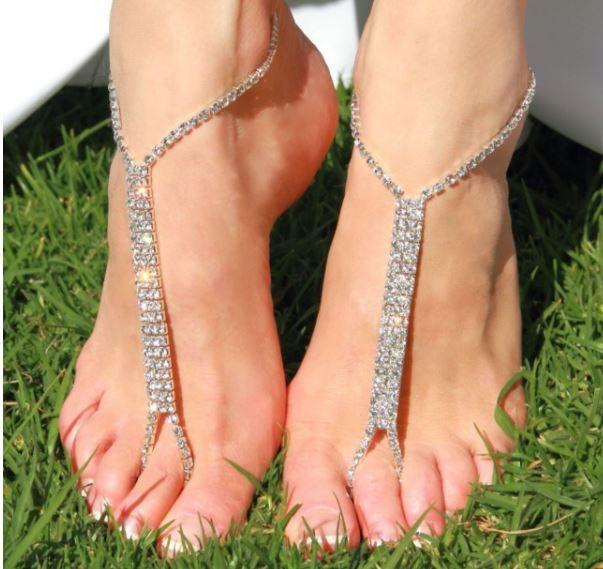 Foot Chain Xuxa