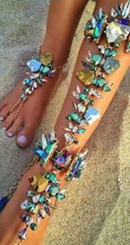 Leg Chain Florenttia