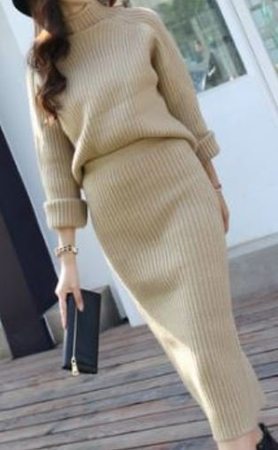Two Piece Knitted Bae