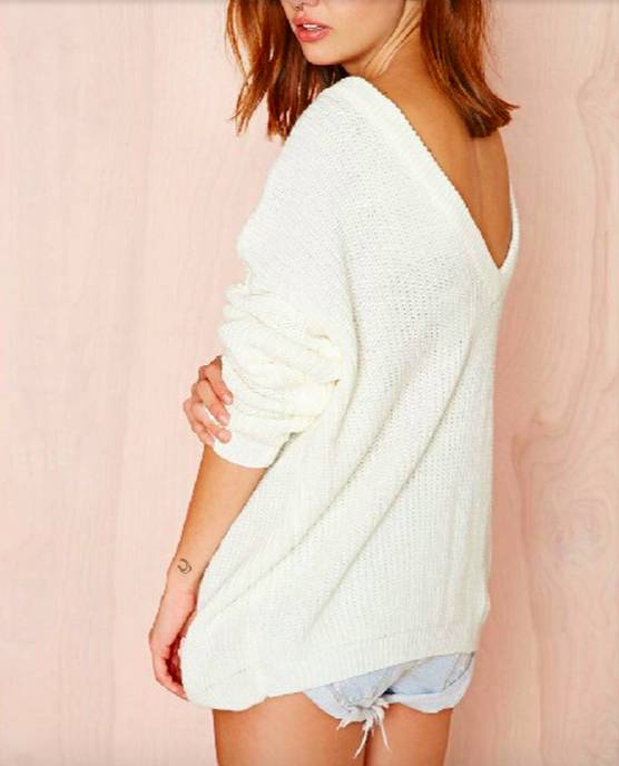 Knit Sweater Venia