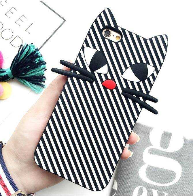 Phone Case Kit Cat