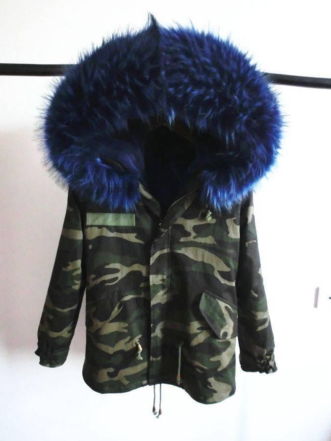 Padded Jacket Army