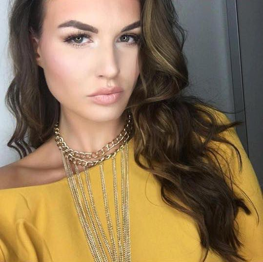 Collar Necklace Rolanda