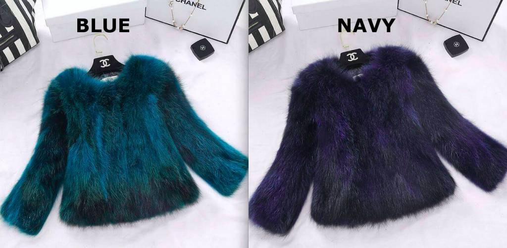 Fur Jacket Fox
