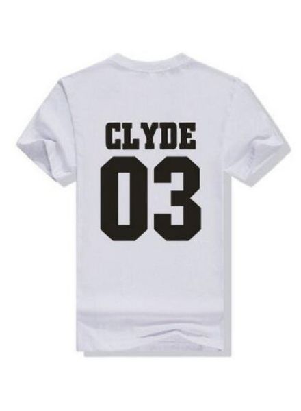 T-shirt Clyde