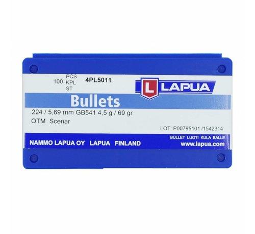 Lapua Lapua Scenar Bullets .223 69gr